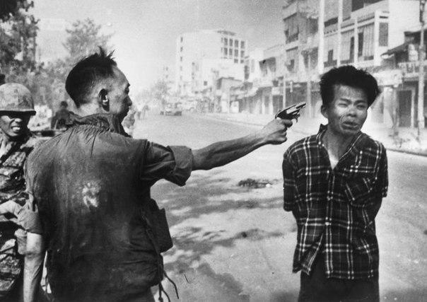 19. Казнь в Сайгоне, Эдди Адамс, 1968.