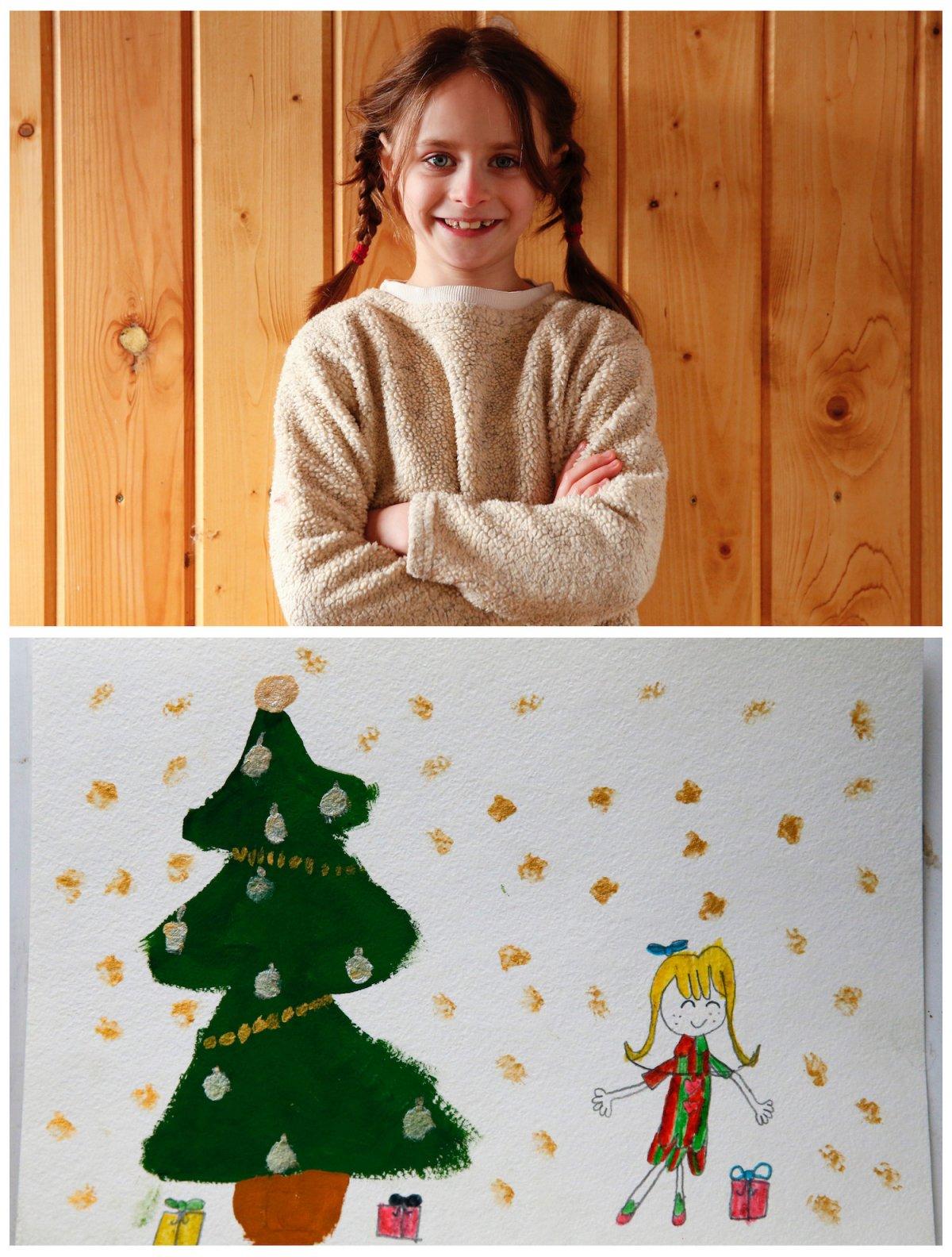 7. Семилетняя Анна из Подмосковья мечтает на новый год получить куклу Lalaloopsy.