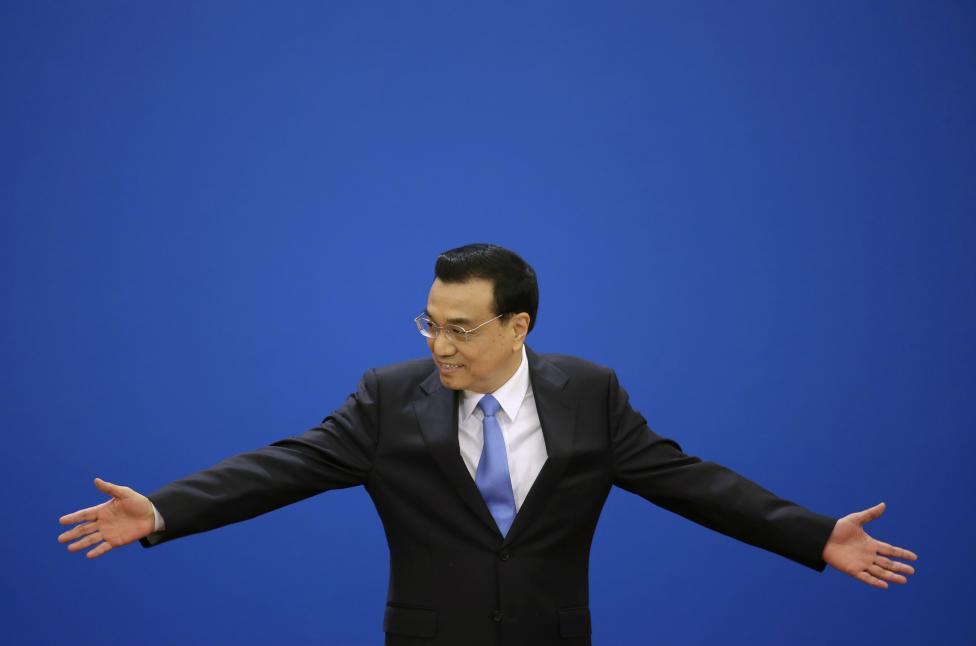 12. Премьер-министр Китая Ли Кэцян.