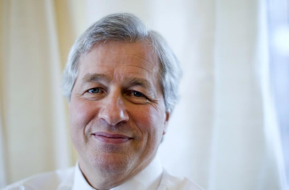 18. Генеральный директор JPMorgan Chase Джейми Даймон.