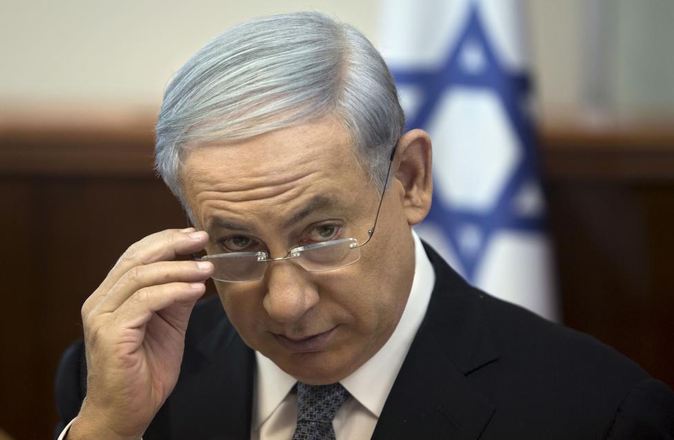 19. Премьер-министр Израиля Биньямин Нетаньяху.