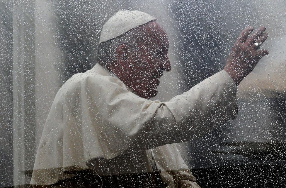 5. Папа Франциск.