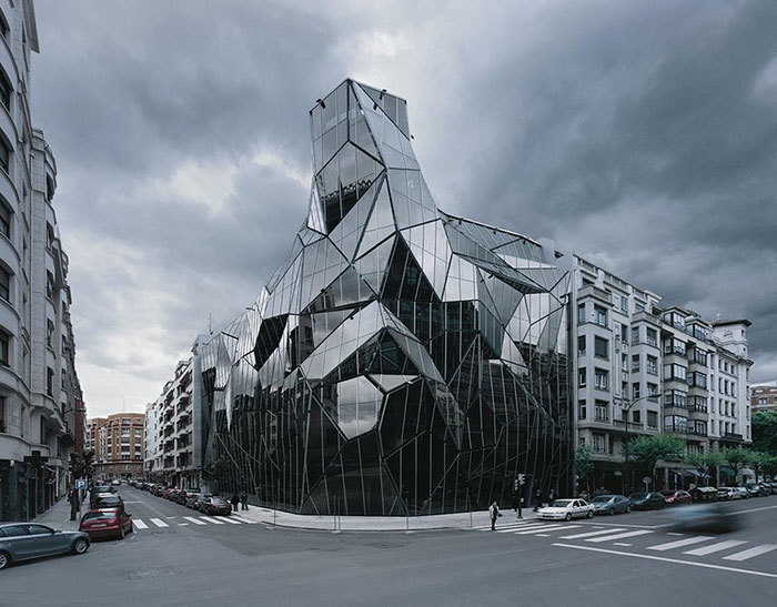 10. Департамент здравоохранения в Бильбао, Испания.