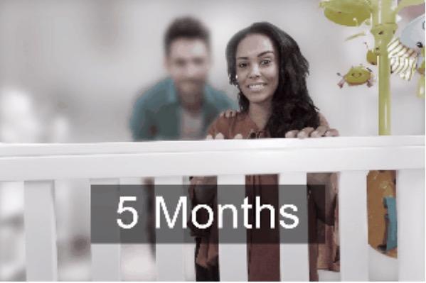 6. 5 месяцев. Картинка все четче.