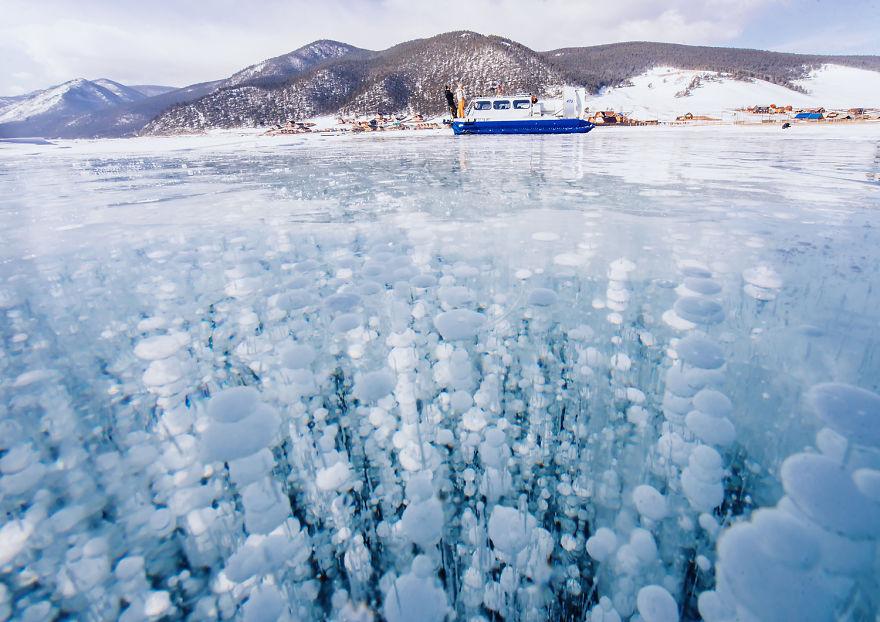 15. Байкал – удивительное место, которое обязательно стоит посетить.