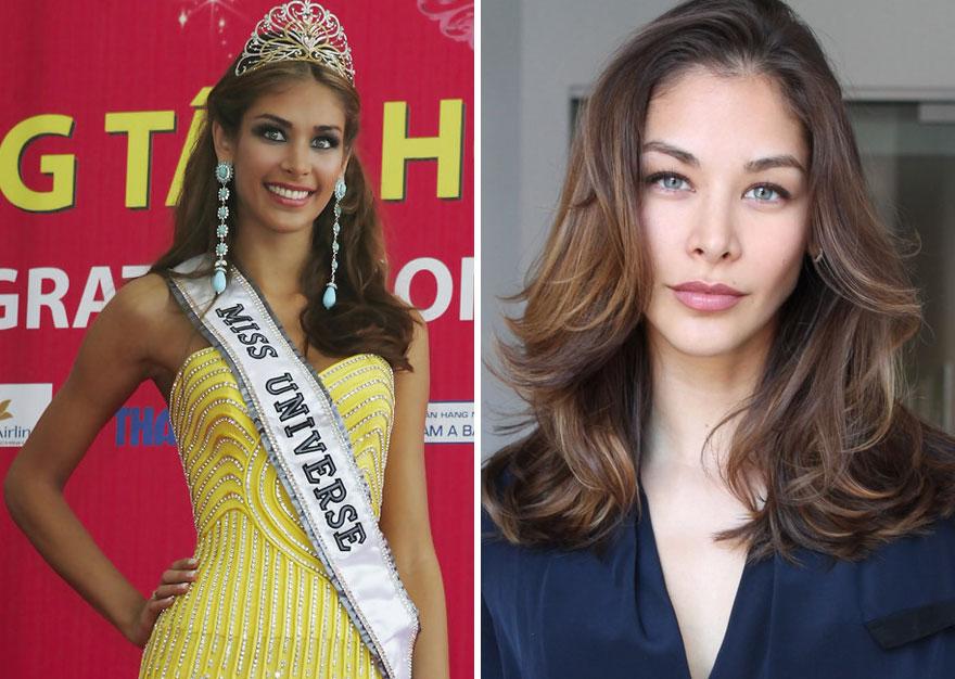 3. Дайана Мендоса (Венесуэла), Мисс Вселенная 2008.