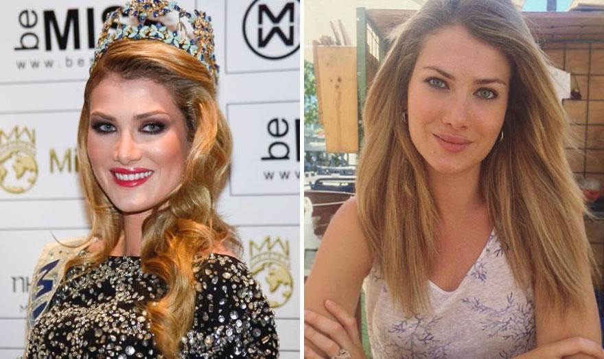 7. Мирея Лалагуна (Испания), Мисс Мира 2015.