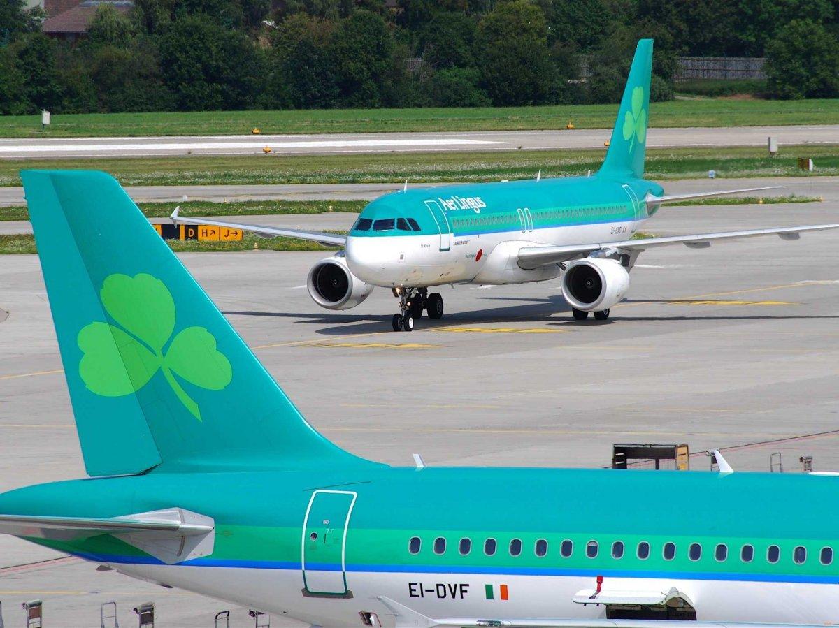 1. Aer Lingus - национальный перевозчик Ирландии, предлагает гибридную модель своих услуг, предоставляя полный набор услуг на дальних расстояниях и услуги лоукостера на небольших перелетах.
