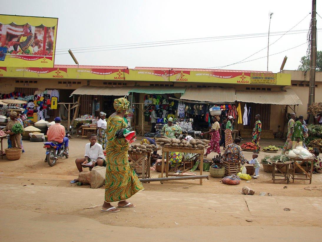2. Подоходный налог в Бенине - 15,9%, но вот другие налоги более кабальные (63,3%).