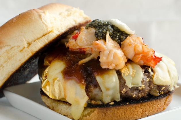 1. Douche Burger - $ 666