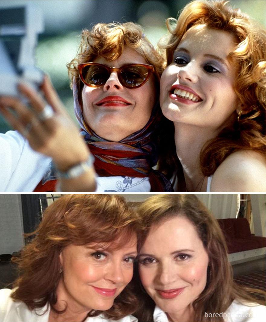 2. Тельма и Луиза: 1991 и 2014.