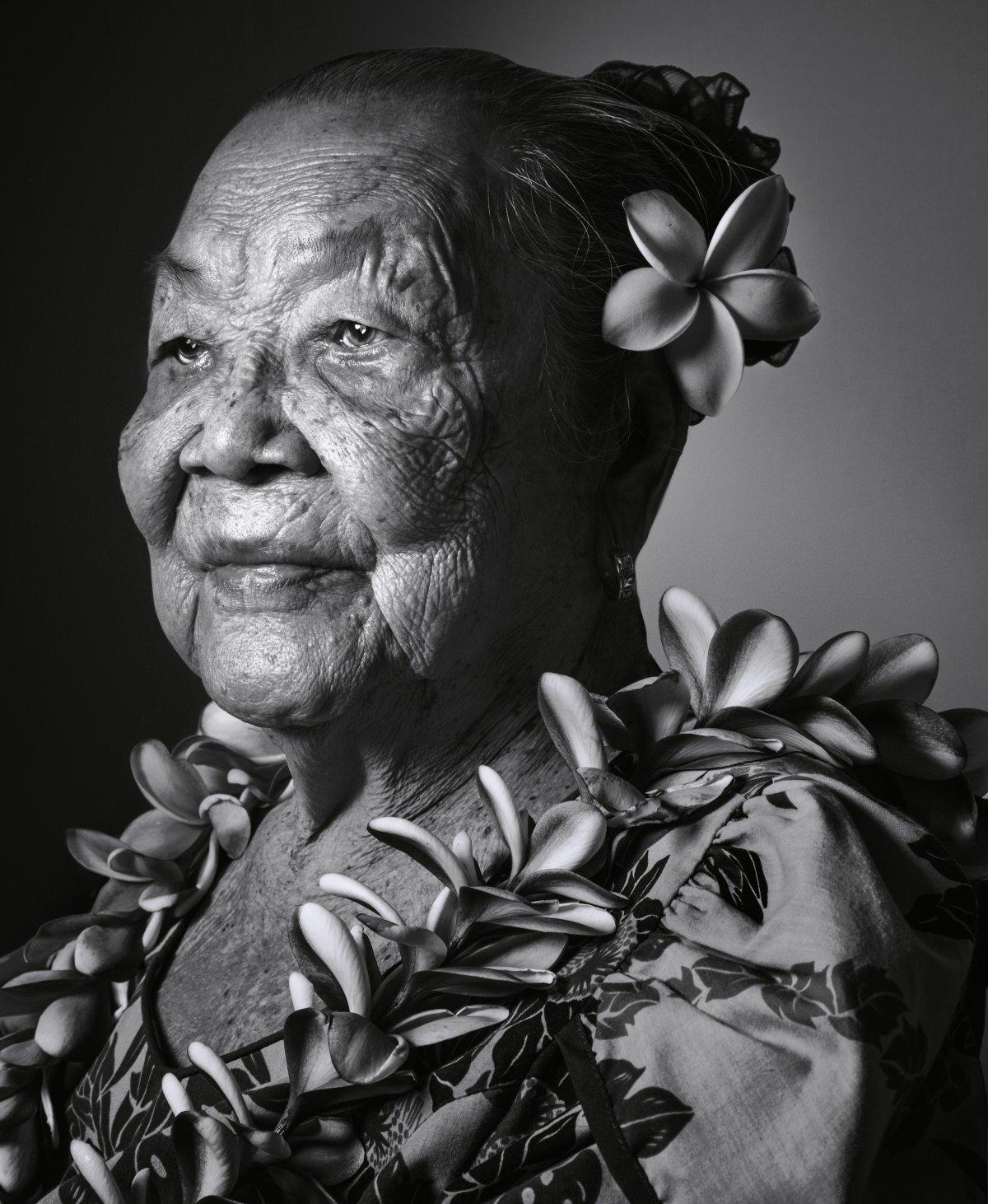 1. Жозефина Садама, Гавайские острова.