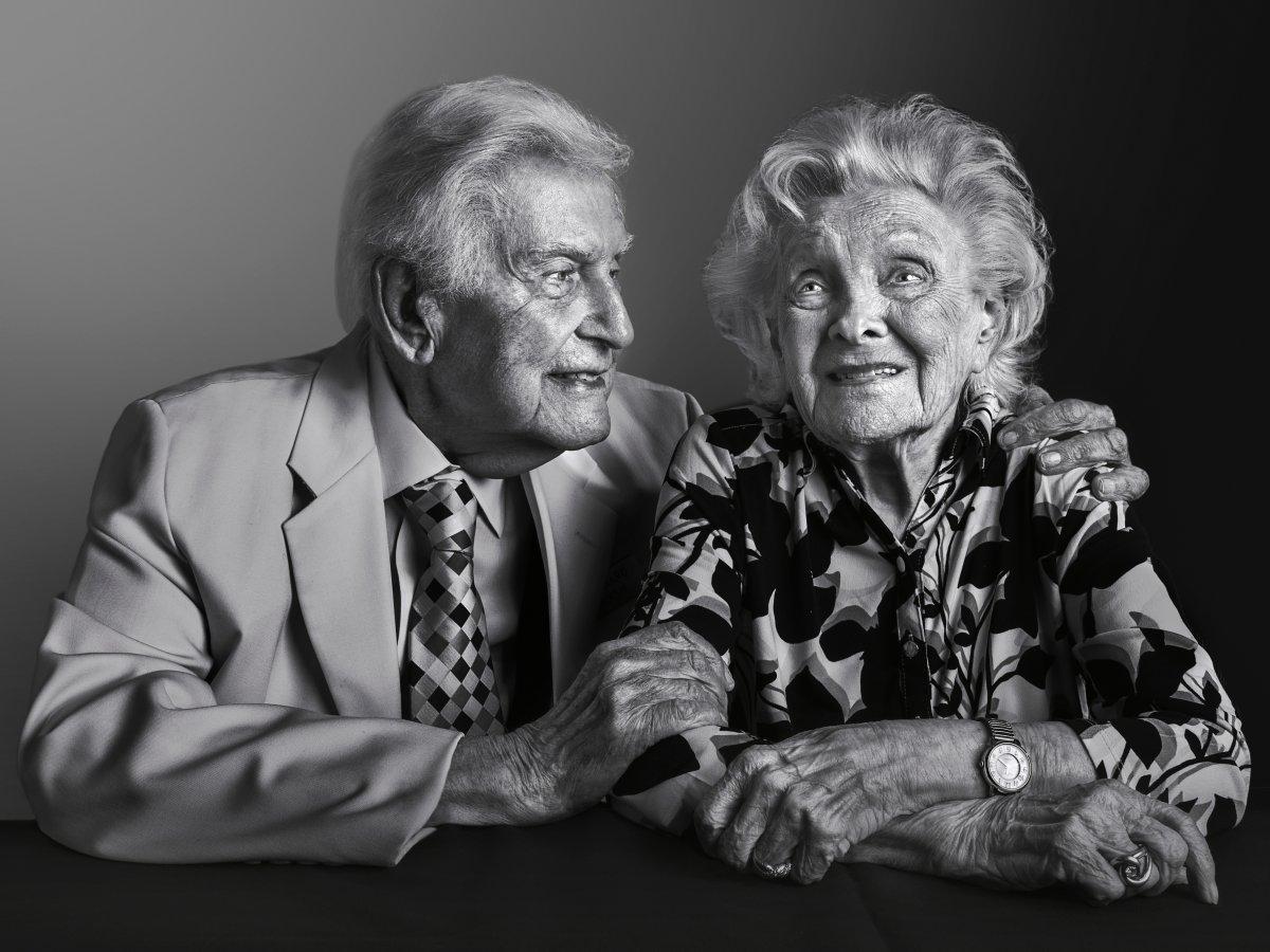 5. Бернард и Беатрис Хирсч из Техаса.
