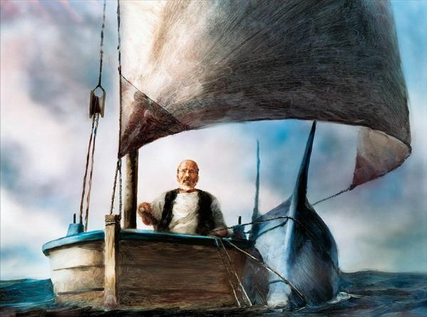 6. Старик и море.