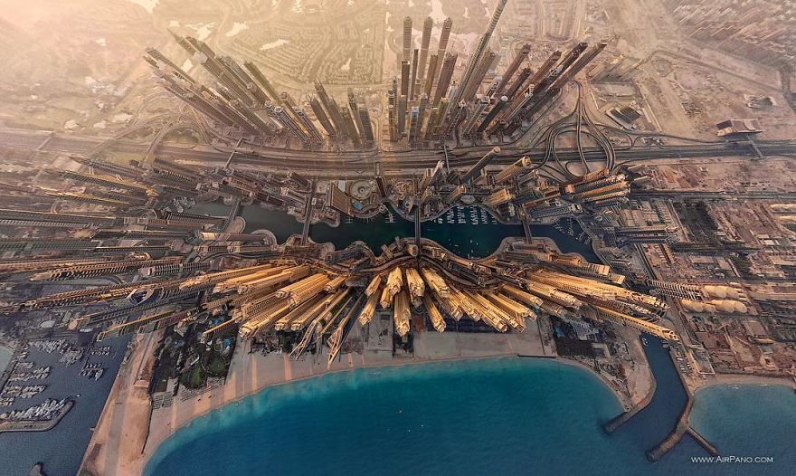 2. Дубай, ОАЭ.