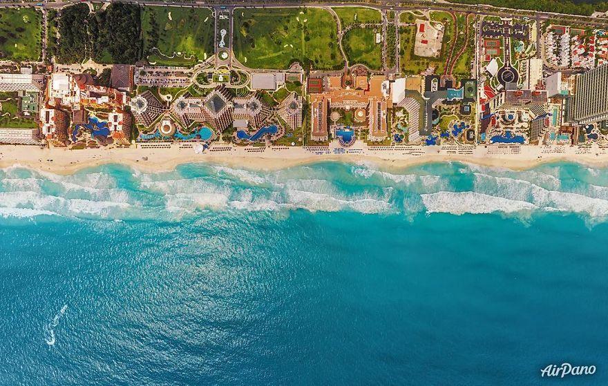 8. Канкун, Мексика.