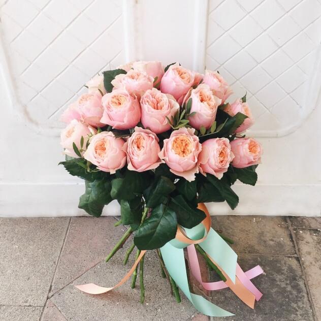 розы в Питере на FlowWow
