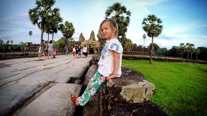 15. Ангкор-Ват, Камбоджа.