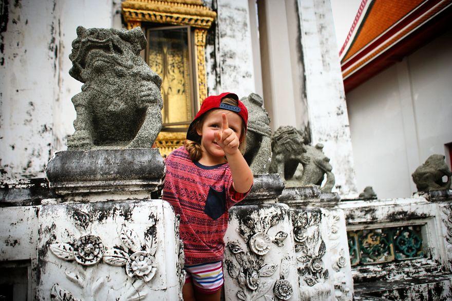 3. Бангкок, Таиланд.