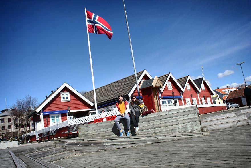 8. Скаерхалден, Норвегия.