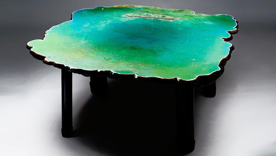 20 удивительных столов